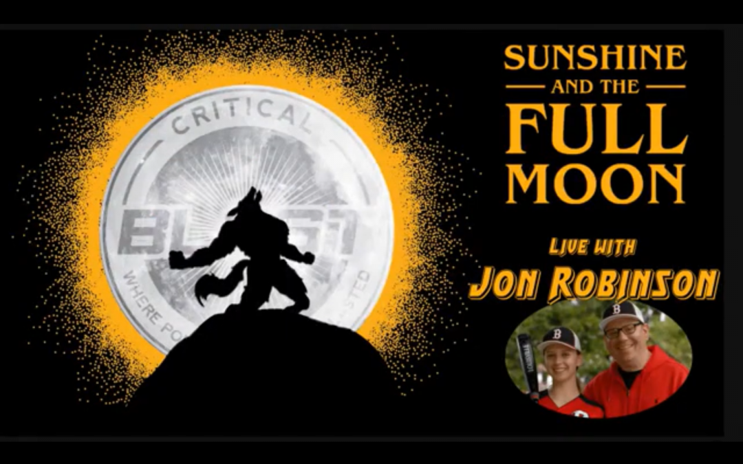 Sunshine and the Full Moon Media Tour